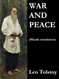 War and Peace (Maude translation) (English Edition)