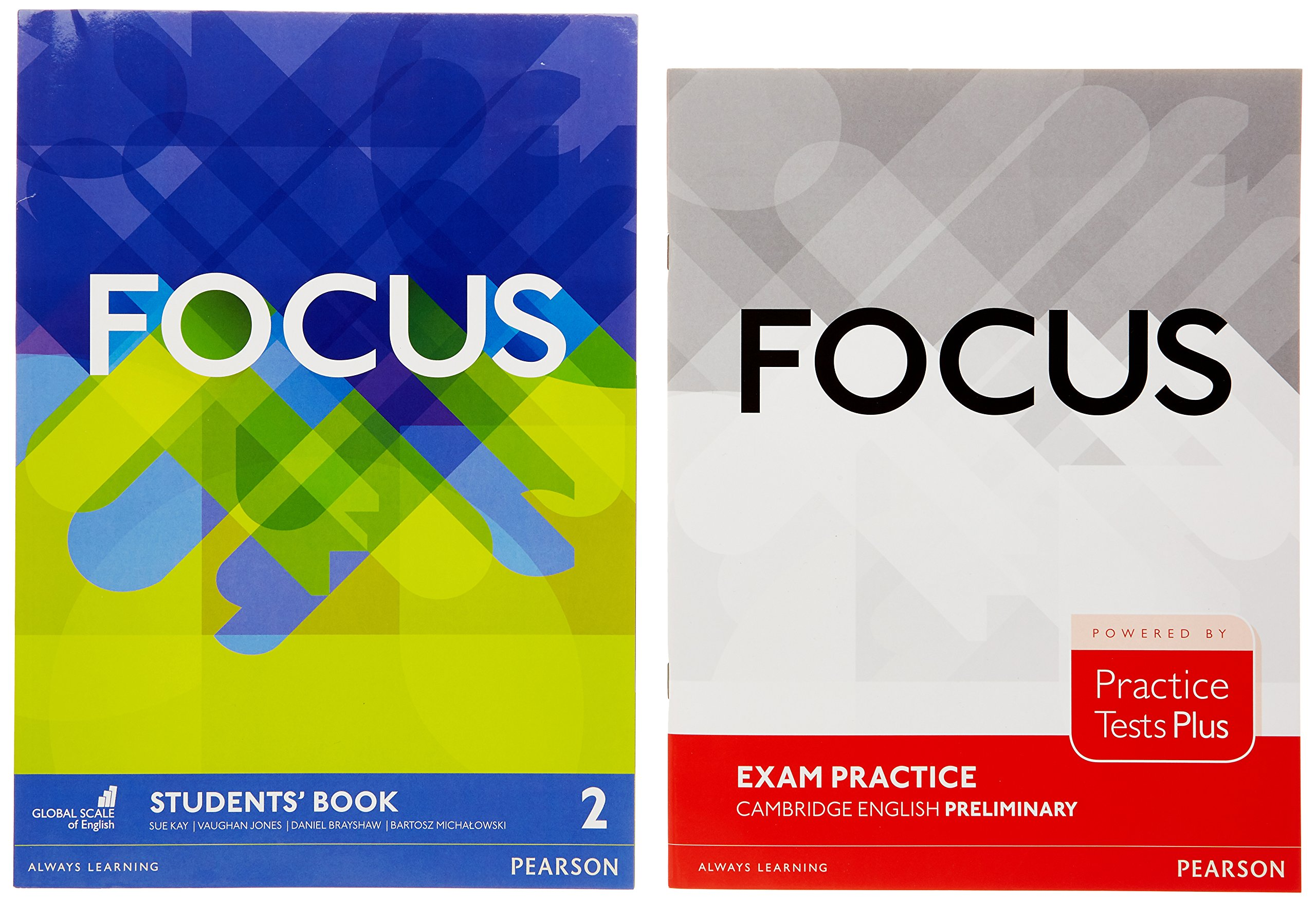 Focus BrE 2 Students Book & Practice Tests Plus Preliminary Booklet Pack: Amazon.es: Jones, Vaughan, Kay, Sue, Brayshaw, Daniel, Whitehead, Russell: Libros en idiomas extranjeros