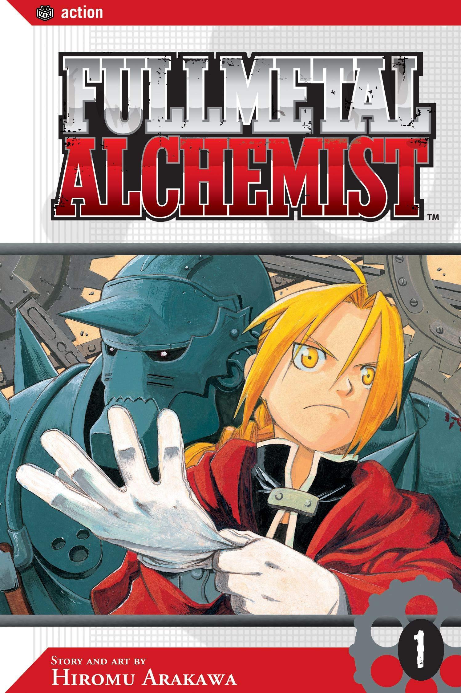Fullmetal Alchemist, Volume 1 | Amazon.com.br