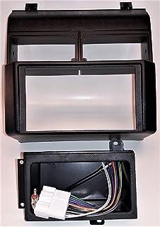 819gdDtnBxL._AC_UL320_SR226320_ amazon com stereo install dash kit chevy suburban 92 93 94 (car Aftermarket Radio Wire Harness Adapter at soozxer.org