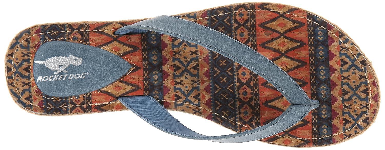 Rocket Dog Finch,  Finch, Dog Damen Dusch- & Badeschuhe Blau Desert Road - bfd047