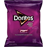 Doritos Flavored Tortilla Chips, Reduced Fat Spicy Sweet Chili, 72 Count