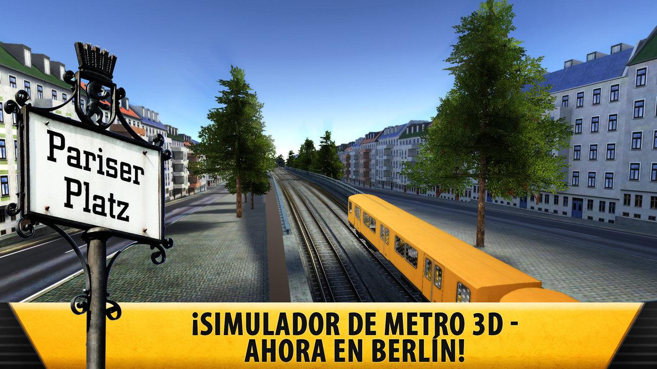 Subway simulator 4 pro berlin u bahn edition for Lista de precios subway