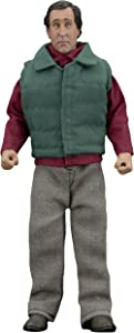 "NECA - National Lampoon's - 8"" clothed figure - Chainsaw Clark"