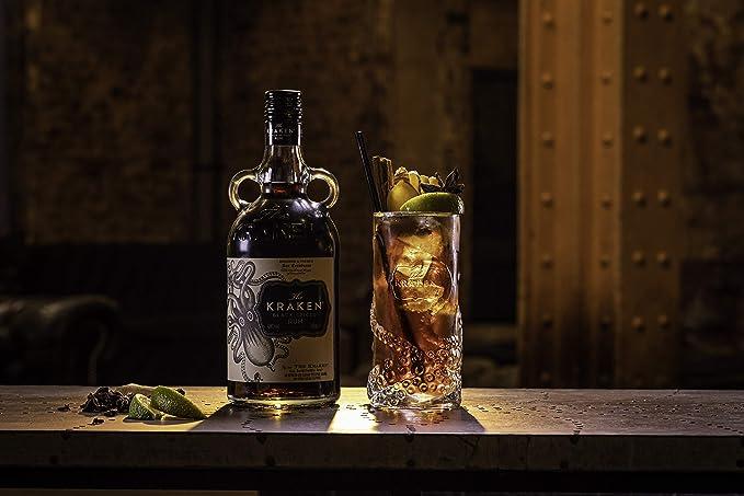 Kraken Black Spiced Rum - 700 ml