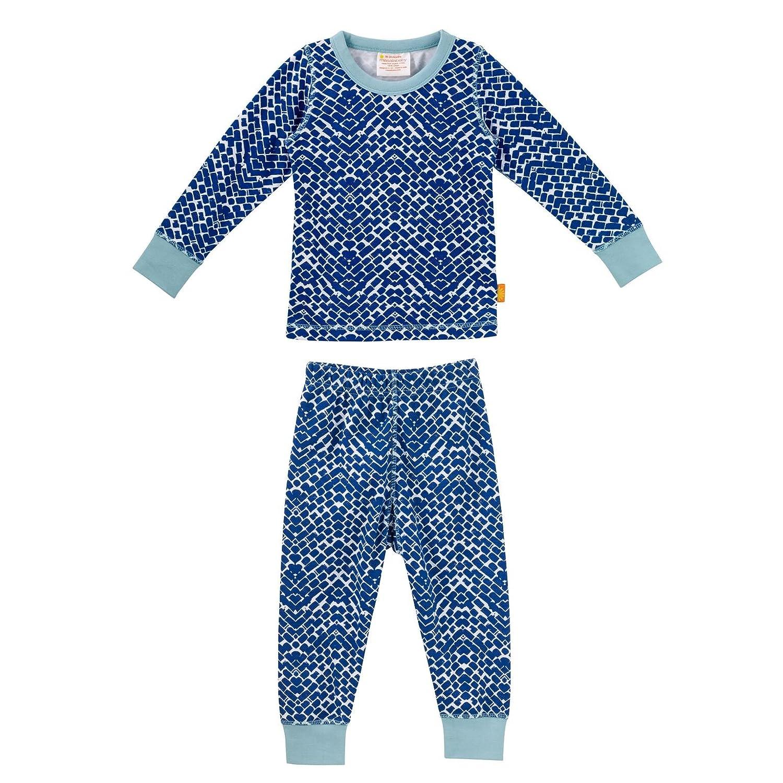 Amazon.com  Masala Baby Toddler Kids Organic Baby Pjs Long Sleeve  Cobblestone cc7dbdf26