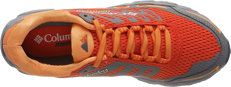 Columbia Bajada Iii, Zapatillas De Running Para Asfalto Mujer Naranja Red Quartz Whale 813