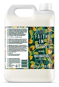 Faith In Nature Jojoba Conditioner 5L