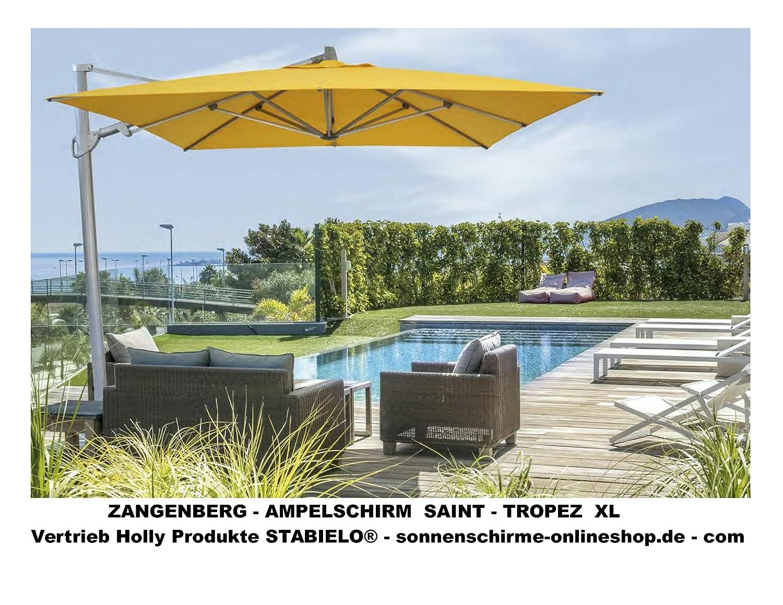ST TROPEX XL + M   Erdrohr Premium And Pliers Gerg Cantilever Parasol    Monaco   Monte Carlo   Grenada   Jamaica   The Erdrohr Premium Ebenerdiger  Assembly ...