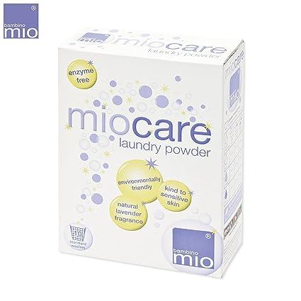 Bambino Mio – miocare lavandería/Detergente (800g) – Natural plástico de pañales lavandería