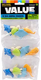 Alien Encounter Value Pack Favors One Size 12ct Multicolor Party Supplies Amscan 39485 Fun-Filled