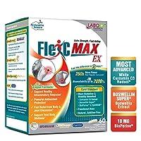 LABO Nutrition FlexC MAX EX with Turmeric Curcumin C3 Reduct 95% Tetrahydrocurcuminoids...