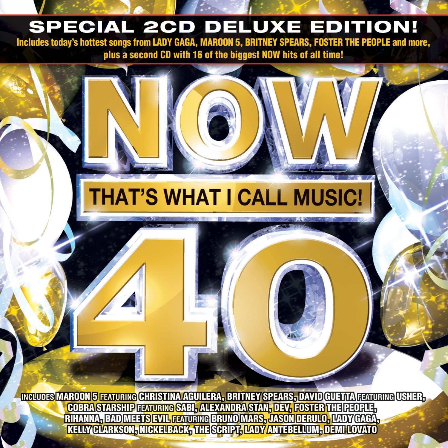 Various Artists Now 40 That S What I Call Music Amazon Com Music