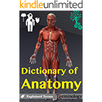 Dictionary of Anatomy Terms (English Edition)