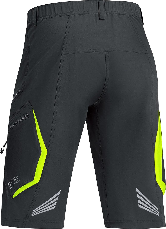 Cyclisme Homme noir Taille: S GORE BIKE WEAR TELESP990007 Short