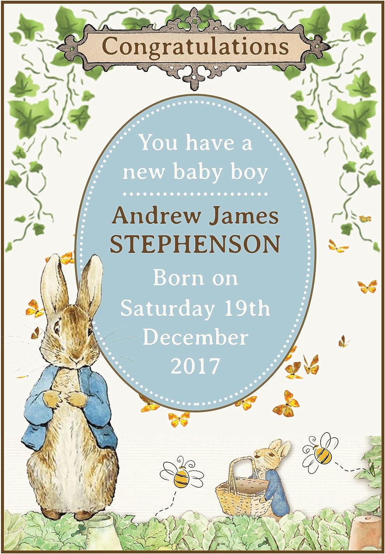 Beautiful 1st Christmas card baby boy//girl grandson//daughter//nephew//cousin