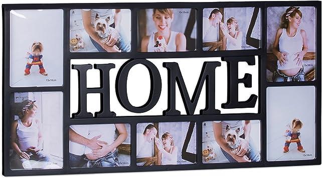 Bilderrahmen Freunde 10 Fotos Wandgalerie Fotorahmen Buchstaben Galerierahmen