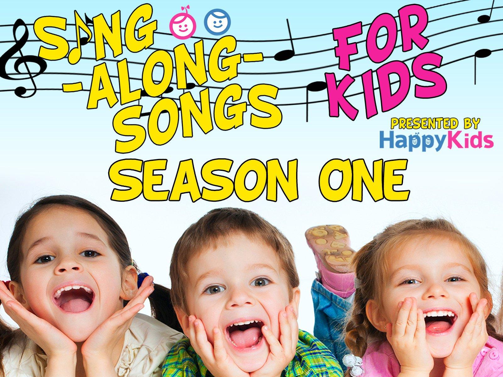 Amazon com: Watch Sing-Along-Songs For Kids Season 1 | Prime