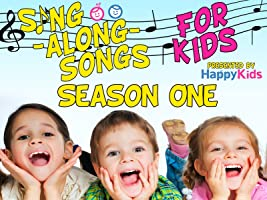 Sing-Along-Songs For Kids Season 1