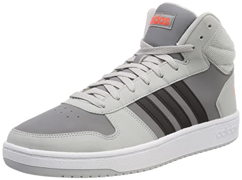 new style 2faf1 8c76f ADIDAS vs Hoops Mid Uomo Scarpe da ginnastica per il tempo libero Scarpe  Sneaker Grigio db0100 - mainstreetblytheville.org