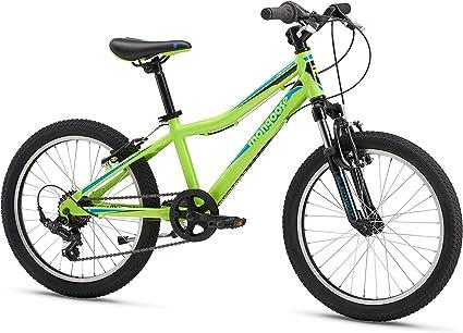 Mongoose Rockadile - Bicicleta de montaña para niños (20