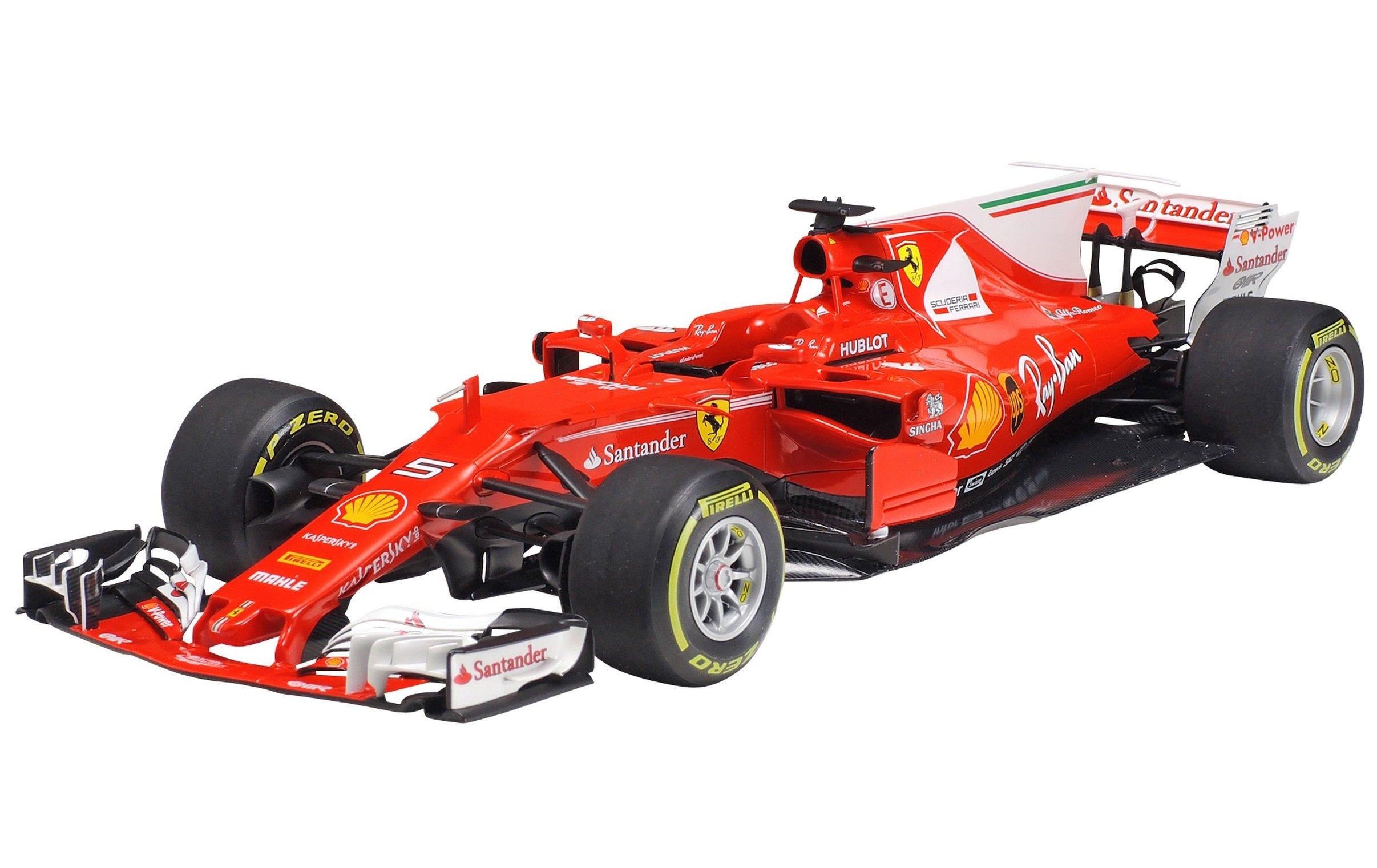 Tamiya 20068 1/20 Ferrari SF70H Plastic Model Kit