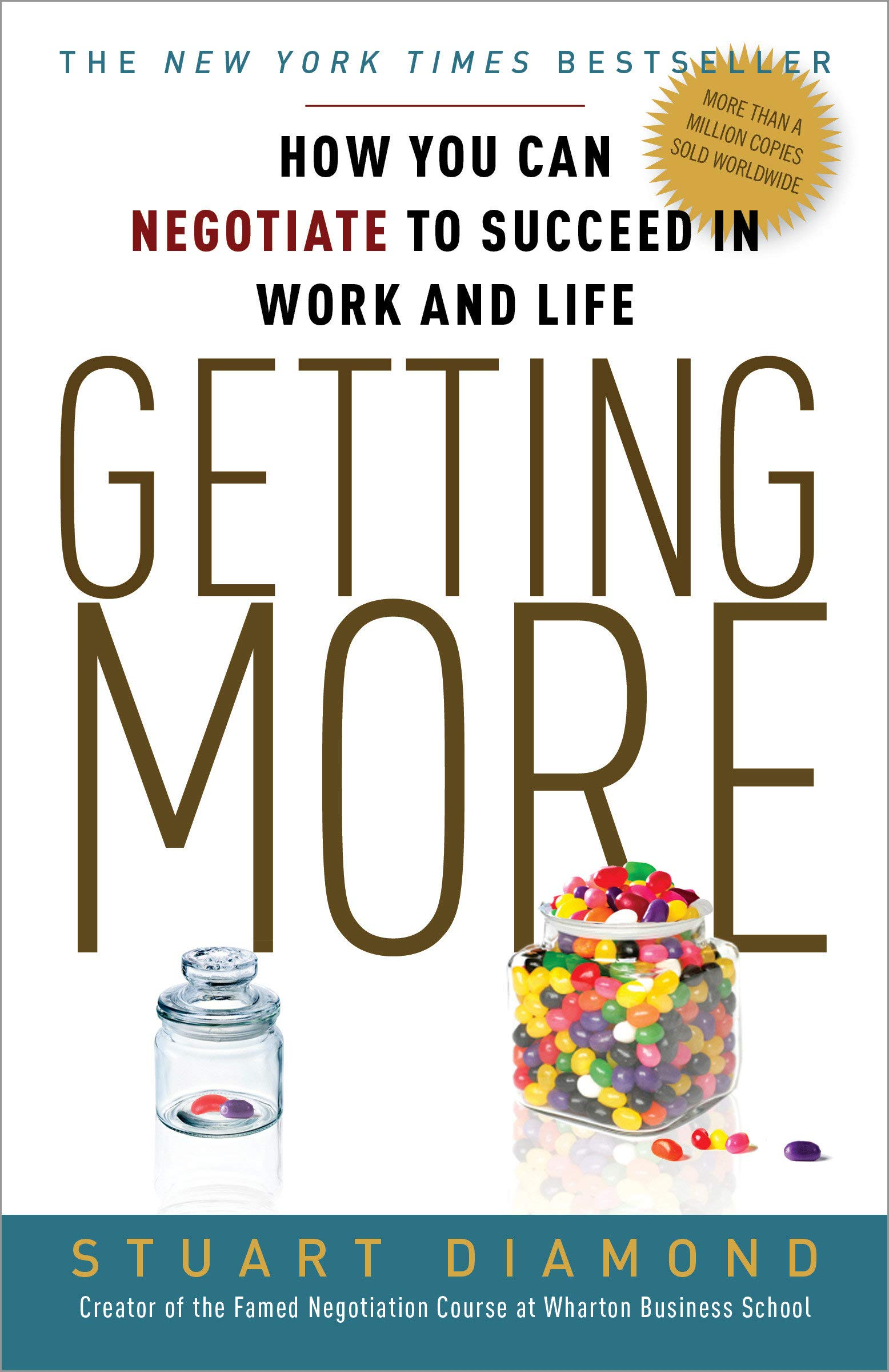 Image result for Getting More by Stuart Diamond