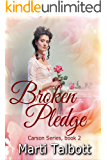 Broken Pledge (Carson Series Book 2)