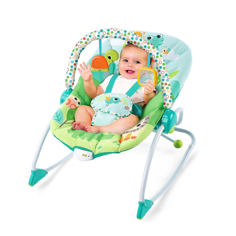 Wippe f/ür Babies und Kleinkinder Bright Starts Merry Sunshine