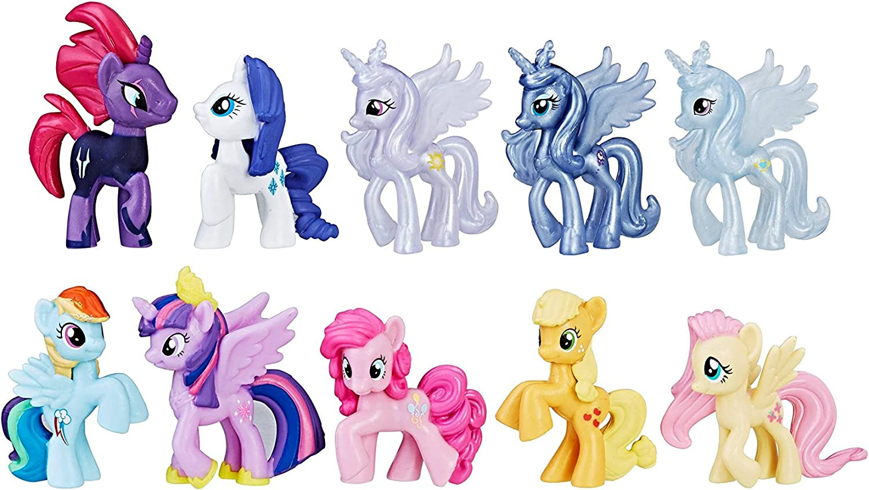 - Amazon.com: My Little Pony The Movie Magic Of Everypony Round Up