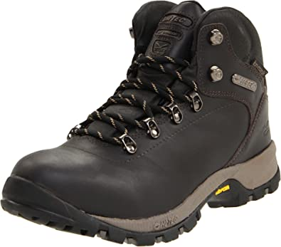 HiTec Mens Altitude Ultra Light Hiking BootCholocateLite Taupe7