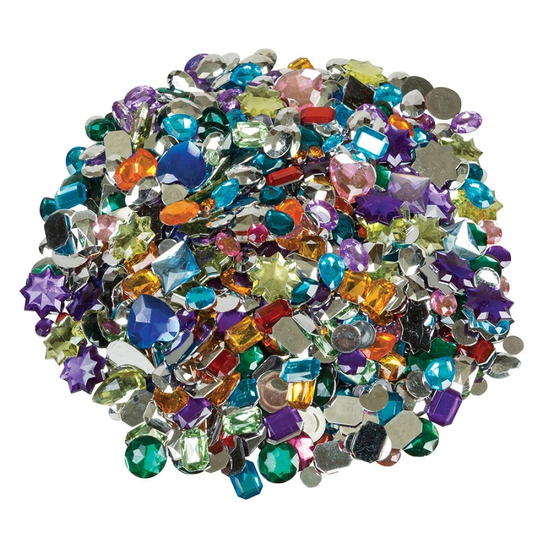 Chenille Kraft Creativity Street Acrylic Gemstones Classpack