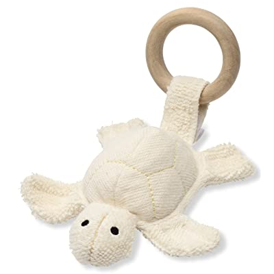 Momma Goose Zooley Turtle : Baby Teether Toys : Baby