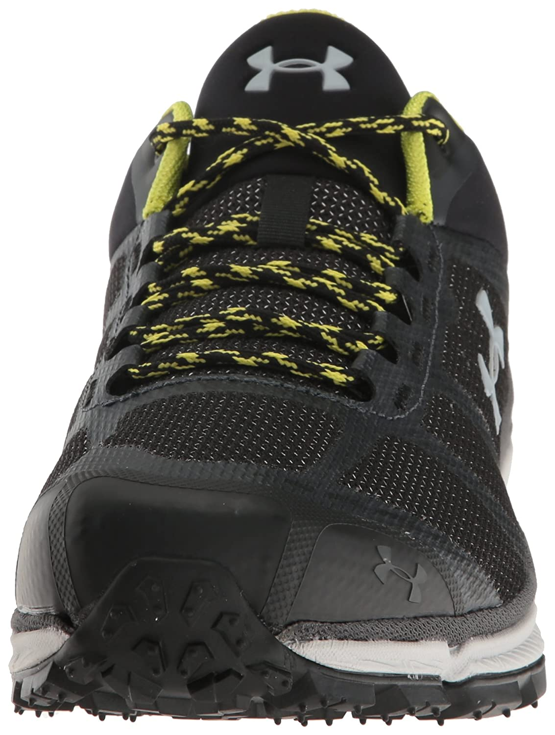 Under Armour M Men's Verge Low Hiking Boot B01GPDT71I 9 M Armour US|Black (002)/Stealth Gray d8940c
