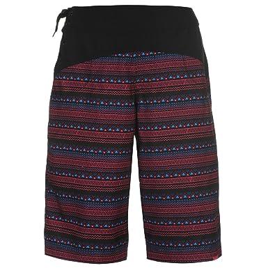 4bf1cd780e Hot Tuna Women's Swimming Shorts - black - Medium: Amazon.co.uk ...