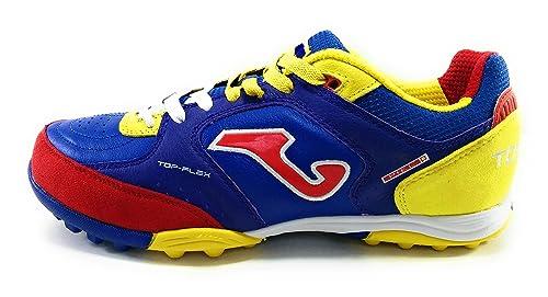 794d8796a072a Joma Top Flex Botas Fútbol para Césped Artificial Turf (37 EU  Amazon.es   Zapatos y complementos