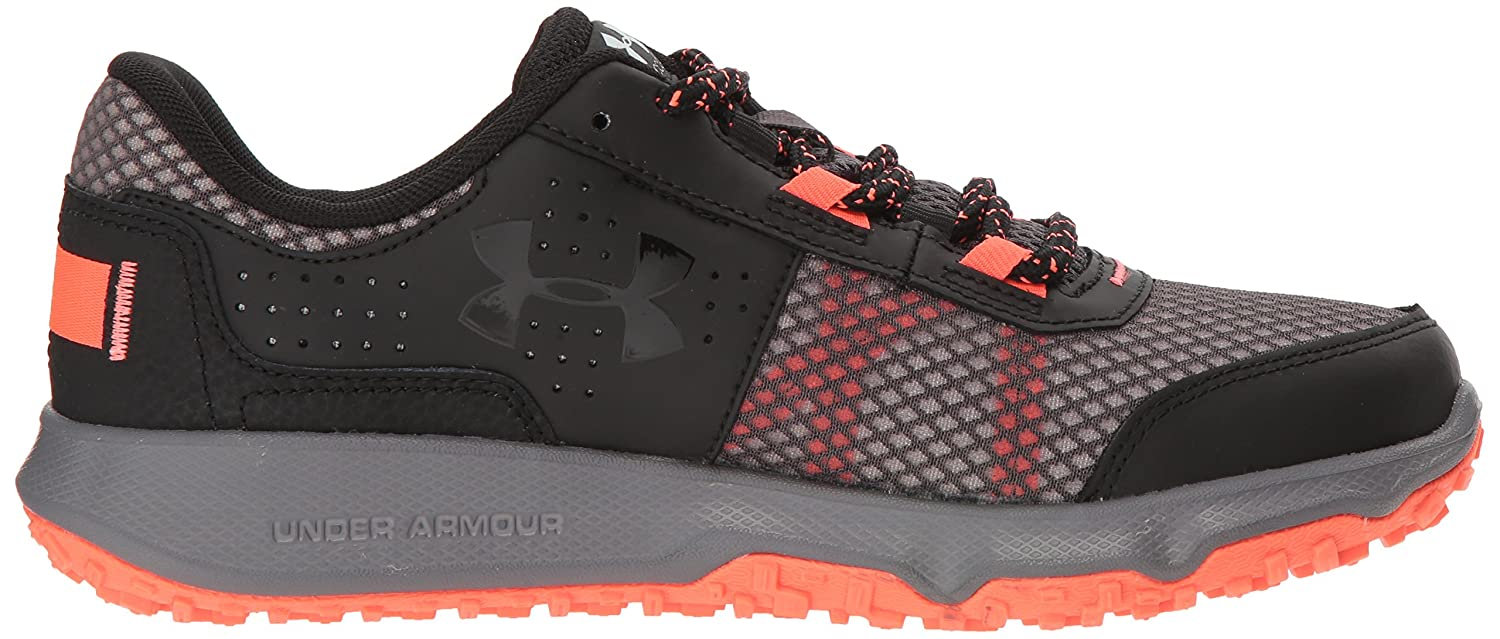 Under Armour Women's Toccoa Running Shoe B07742DBP7 Burn 11 M US|Graphite (101)/After Burn B07742DBP7 0fa7ac