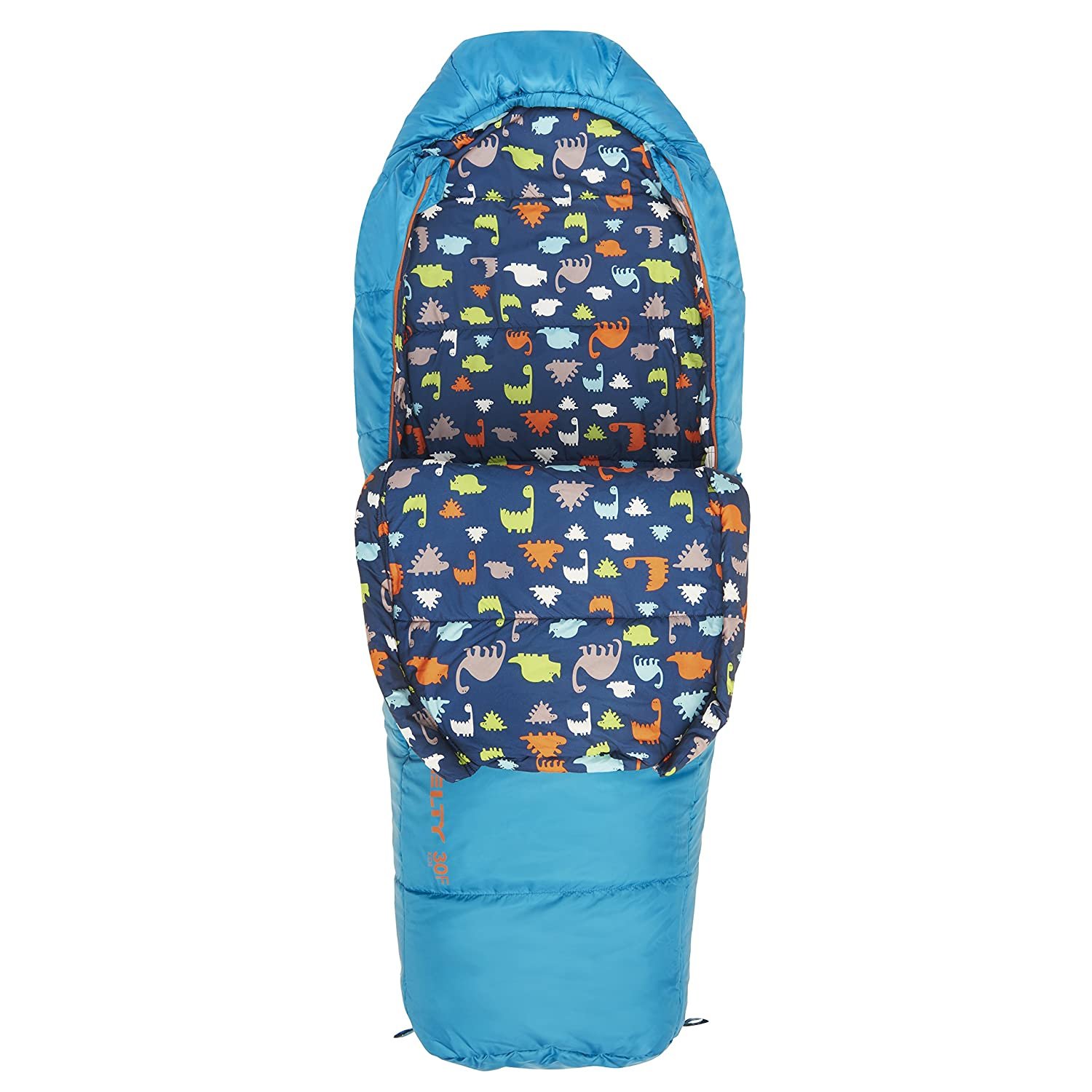 Kelty Girls Woobie 30 Deg Short RH Sleeping Bag