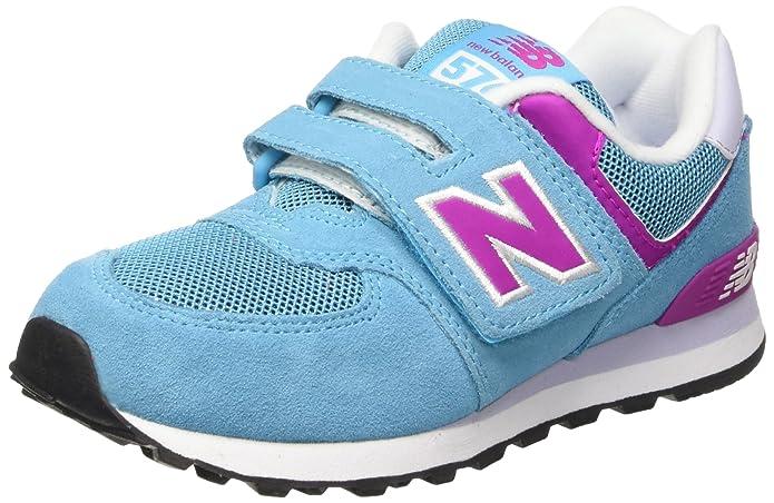 Nouveaux Zapatillas D'équilibre Nbkv574p3p Azul / Fucsia Eu 28 (10,5)