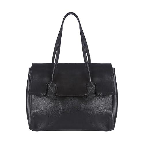 af86ed18dca Cowboysbag Sheffield Handbag co1079-black: Amazon.co.uk: Shoes & Bags