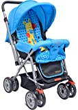 Little Pumpkin Baby Stroller - Pram (Blue)