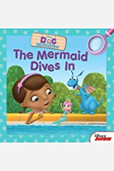 Doc McStuffins: The Mermaid Dives In (Disney Storybook (eBook)): Includes Stickers! Kindle Edition