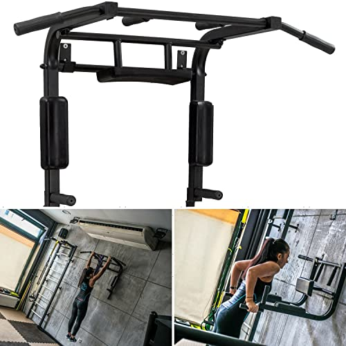 Top Rated. Pull Up Bar Chin Up Bar Bodyweight Full Body Trainer Lifetime  Guarantee Multi Grip Non