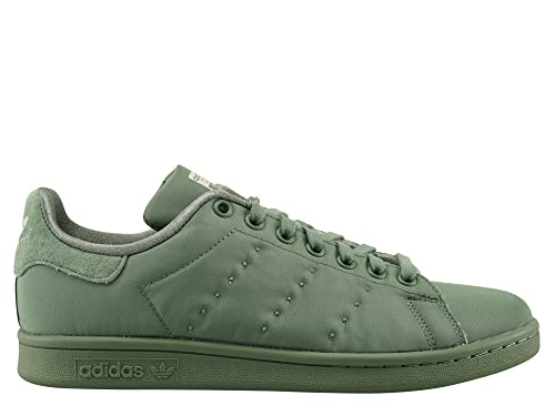 outlet store d3deb 83507 adidas Stan Smith W, Women s Low-Top, Green (Trace Green Trace