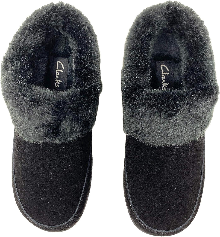Clarks Eskimo Ski Ladies Pink warmed slippers 4//37 D New