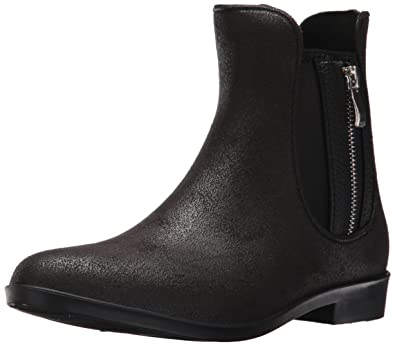 Women's Glasgow Suede Zip Rain Boot
