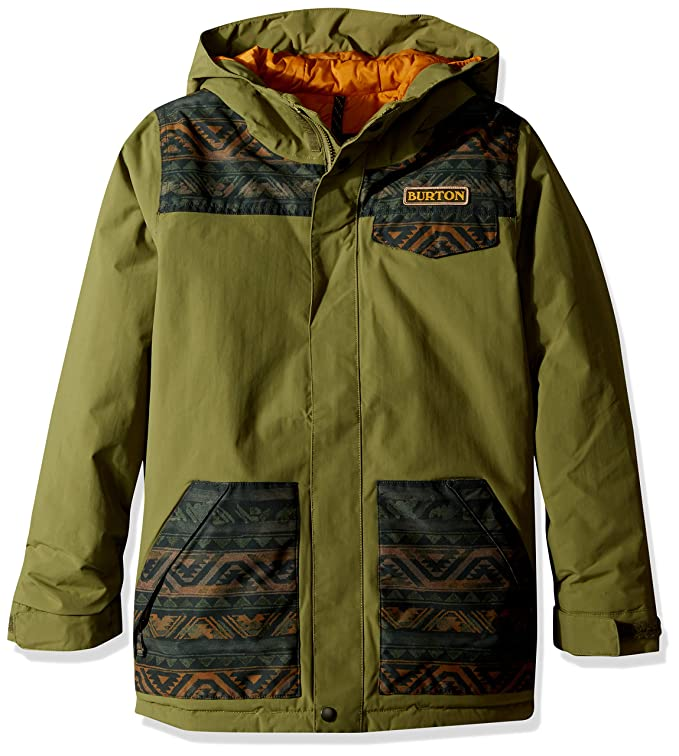 9e07d27d7 Amazon.com  Burton Dugout Snowboard Jacket Kid s  Clothing