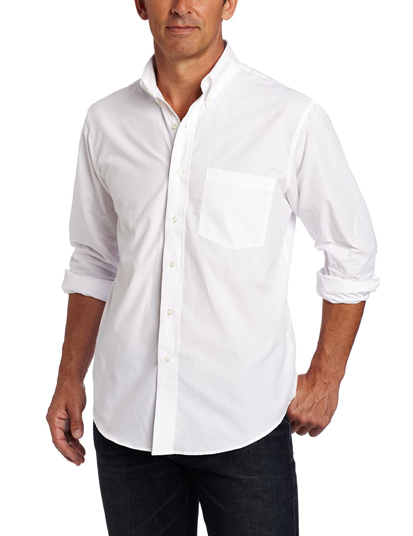 IZOD SHIRT メンズ B00KDDUG5I XL|ホワイト ホワイト XL