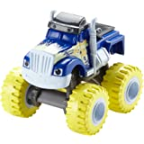 Fisher-Price Nickelodeon Blaze & the Monster Machines, Banana Blasted Crusher Vehicle