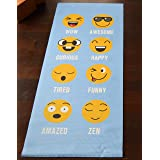 """Bean Products Kid Size Yoga Mat 1/8"""" Thick, 24"""" Wide, 60"""" Long - Non-Toxic - Premium Quality - SGS Certified - No Phthalates"""